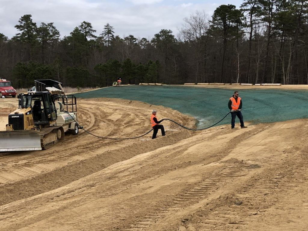 Atlantic County, New Jersey Hydroseeding